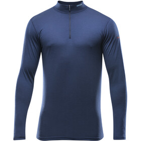 Devold M's Breeze Half Zip Neck Shirt Mistral